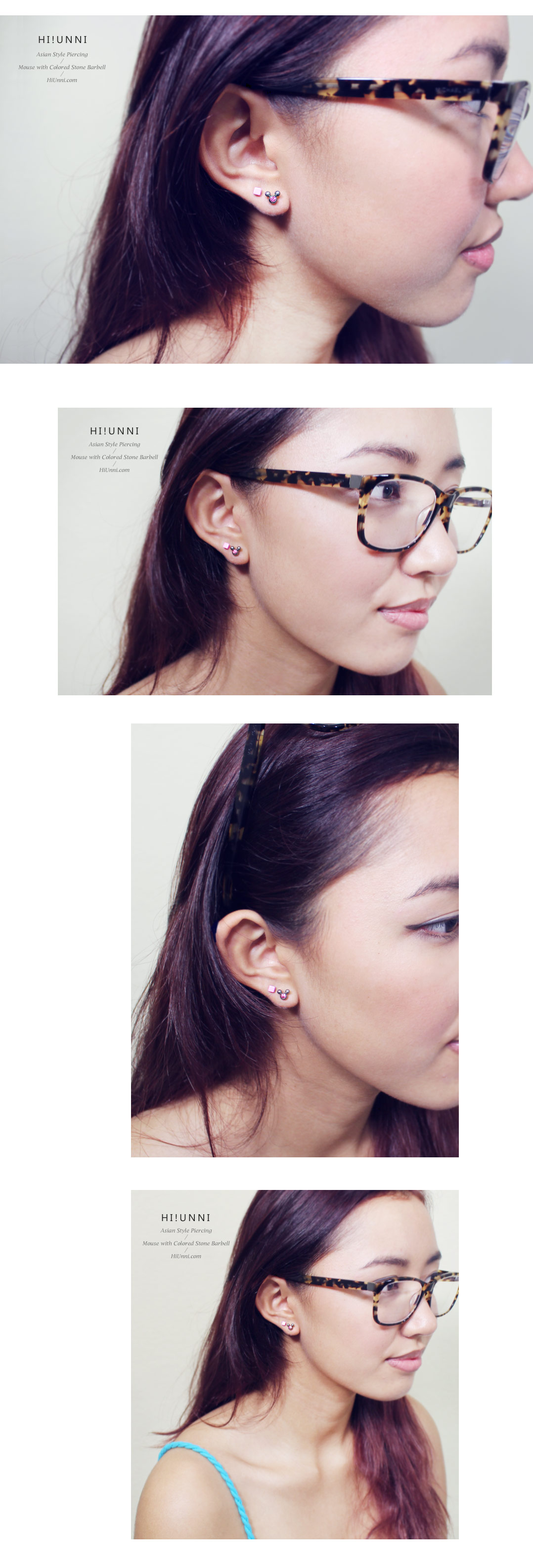 ear_studs_piercing_Cartilage_earrings_tragus_16g_316l_korean_asian_style_barbell_mouse_animal_character_4