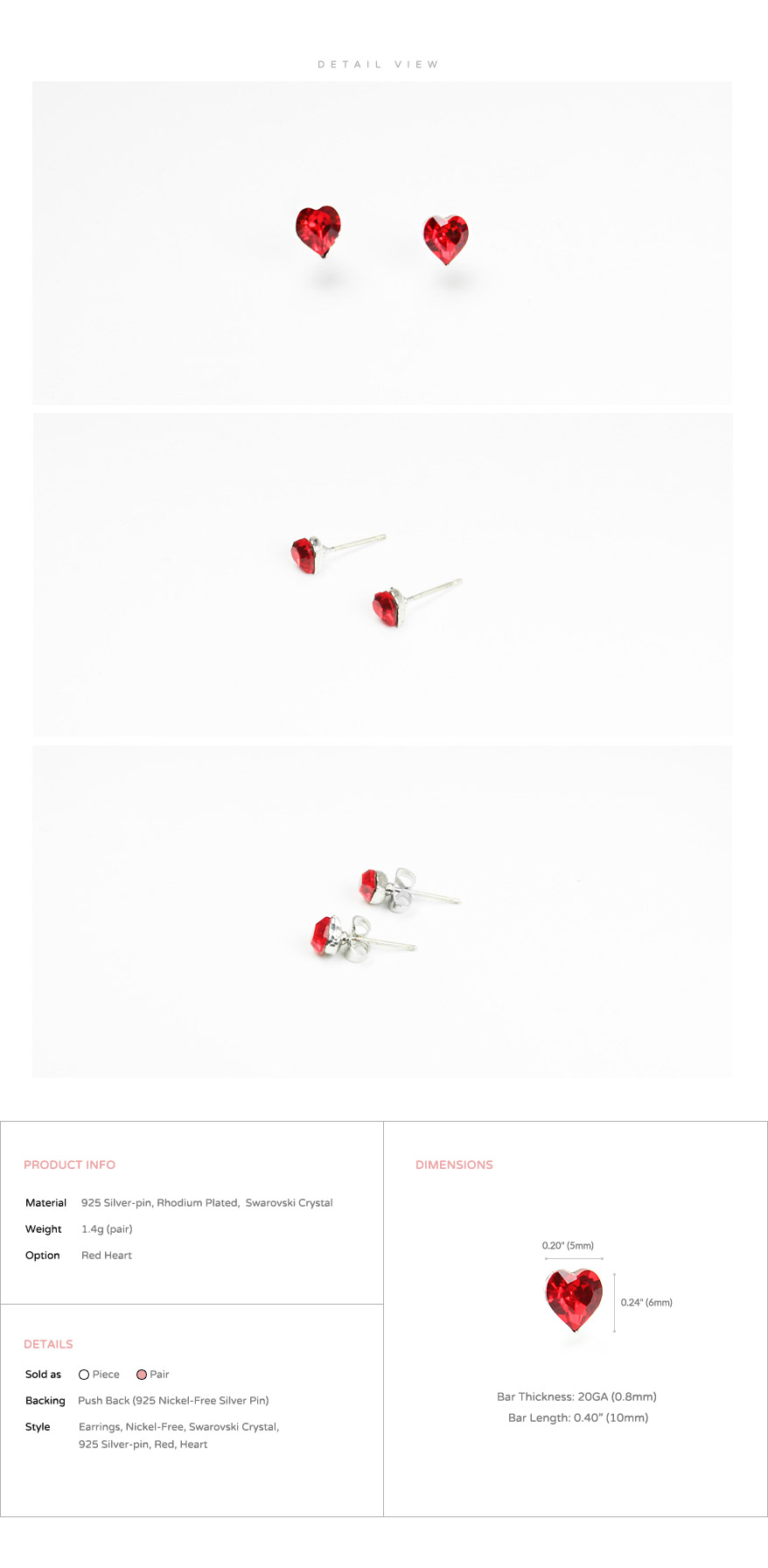 Jewelry_accessories_ear_stud_earrings_korean_asian-style_925-silver_Nickel-Free_Swarovski_Crystal_Rhodium_heart_red_5