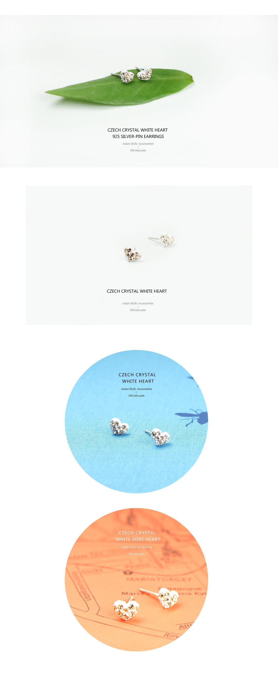 accessories_ear_stud_earrings_korean_asian-style_Crystal_Rhinestone_Czech_925-silver_Nickel-Free_heart_love_white_Champagne_1