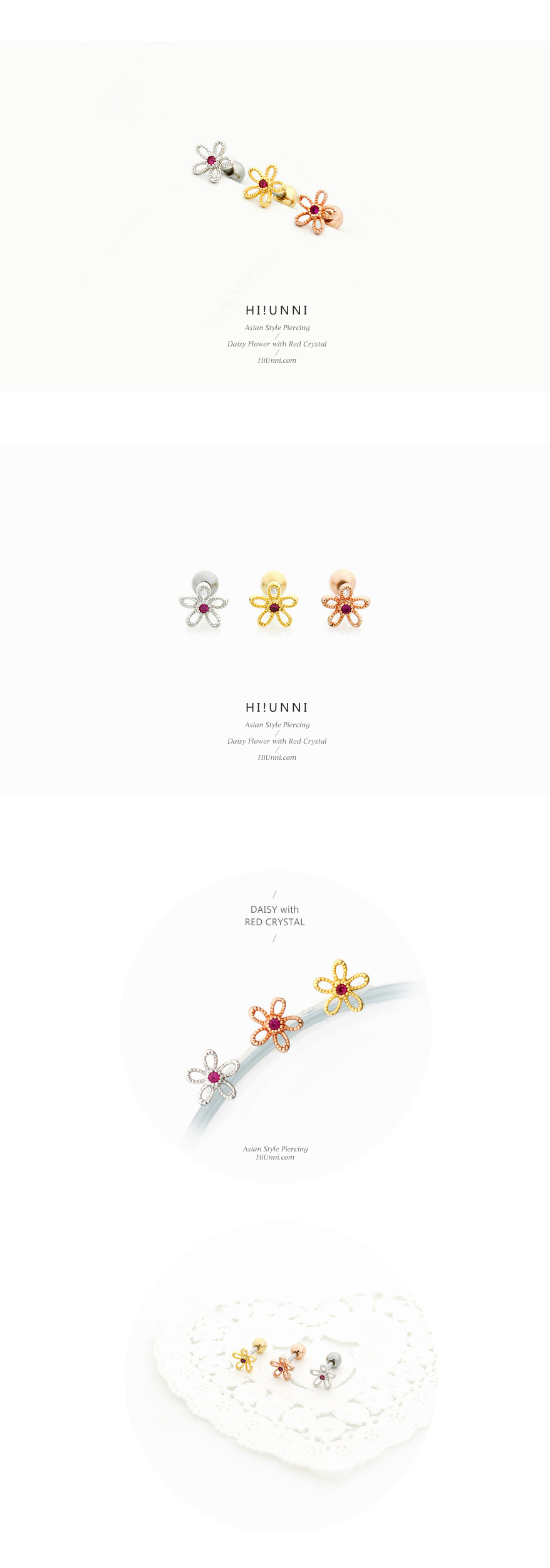ear_studs_piercing_Cartilage_16g_316l_Stainless_Steel_earring_korean_asian_crystal_barbell_flower_Daisy_rosegold_2