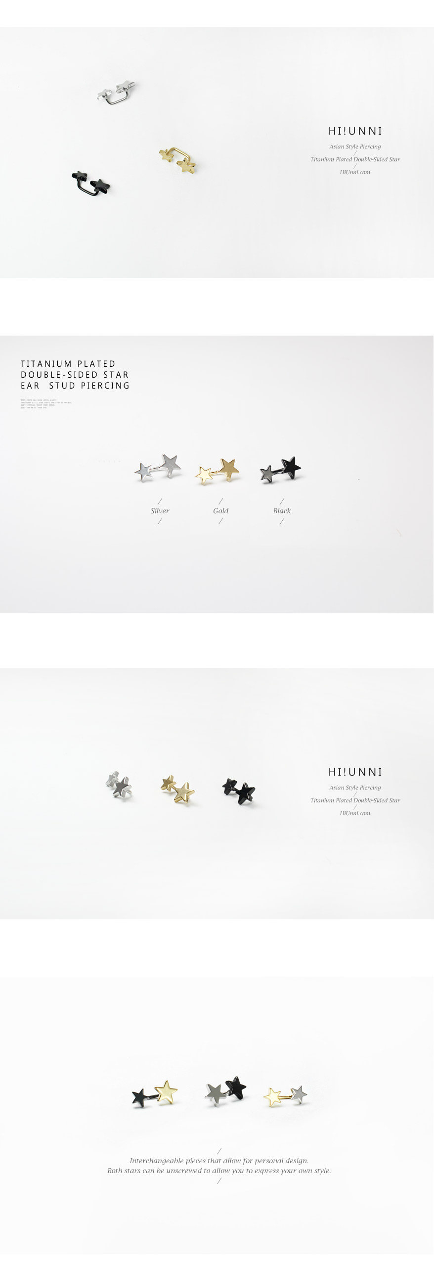 ear_studs_piercing_Cartilage_16g_316l_Stainless_Steel_earring_korean_asian_style_barbell_star_double_sided_2