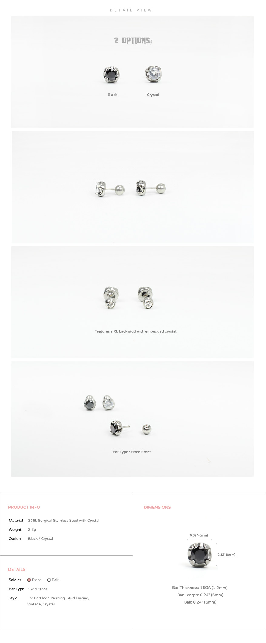 ear_studs_piercing_Cartilage_16g_316l_korean_asian_style_barbell_Vintage_crystal_Cubic_3