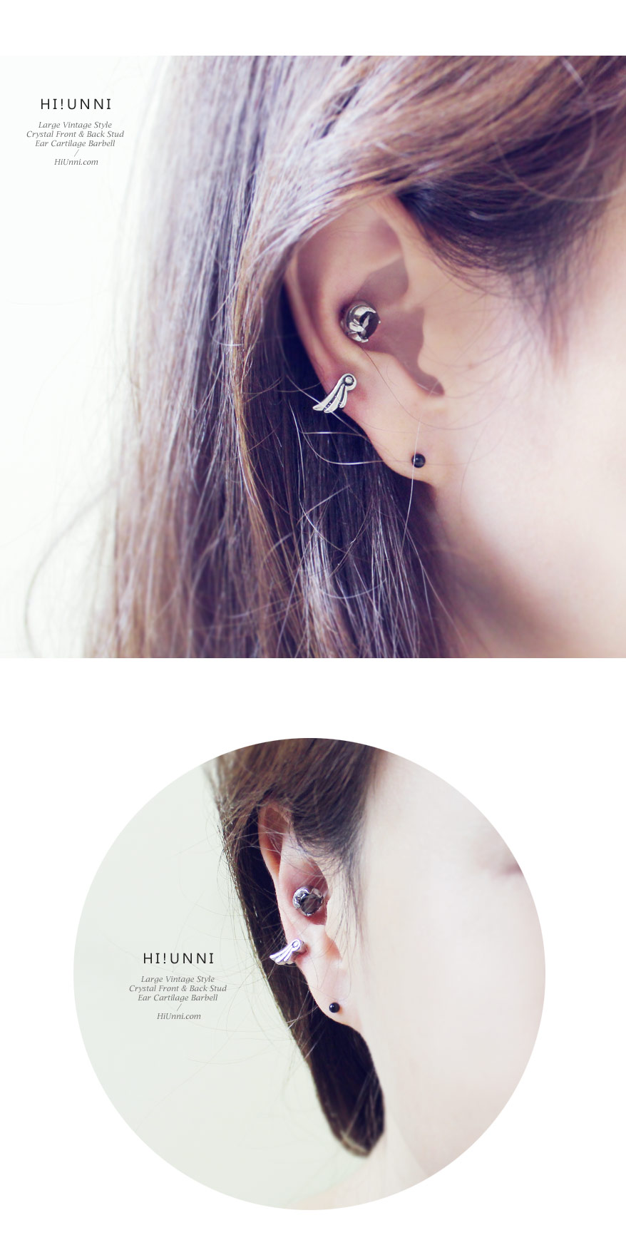 ear_studs_piercing_Cartilage_16g_316l_korean_asian_style_barbell_Vintage_crystal_Cubic_4