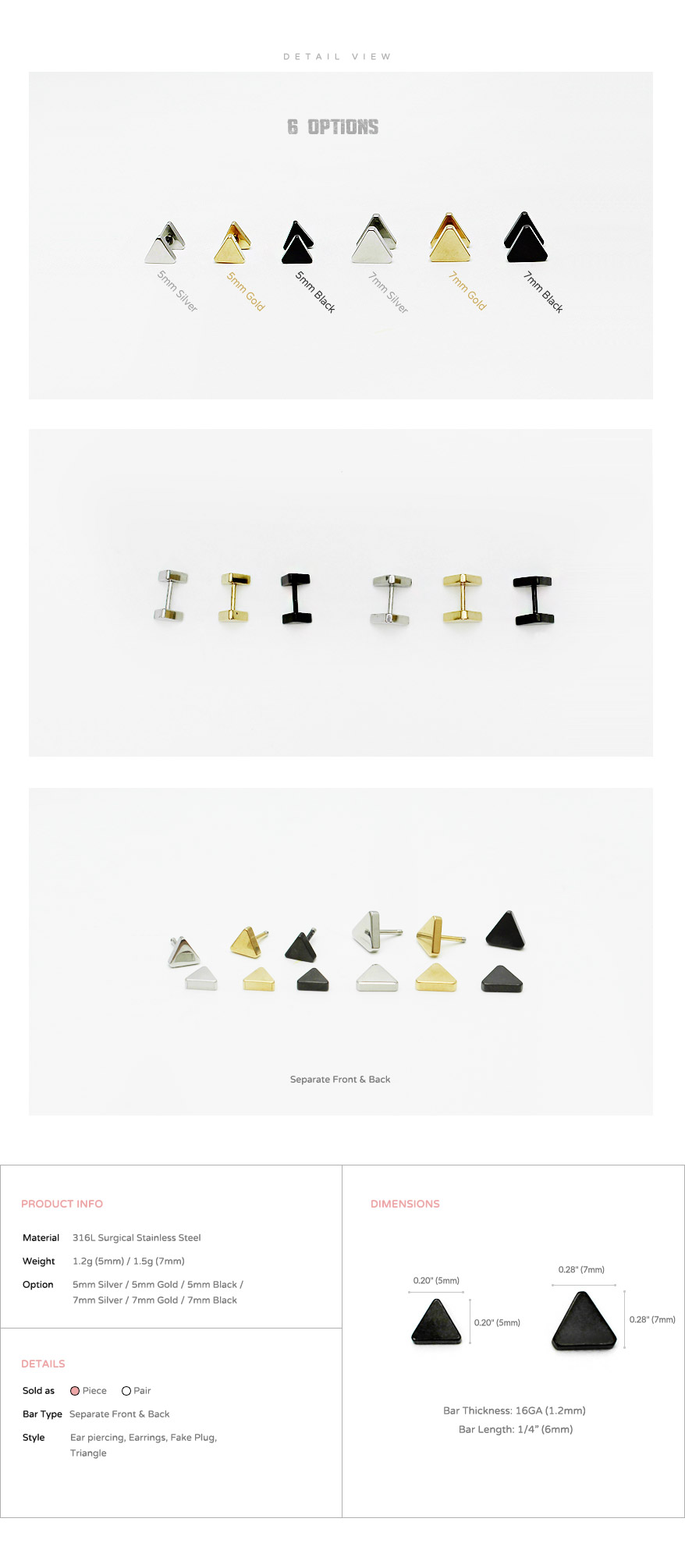 accessories_Koreanstyle_asianstyle_316l_ear_cartilage_piercing_earrings_16g_earstuds_barbell_fake_plug_cheaters_triangle_6