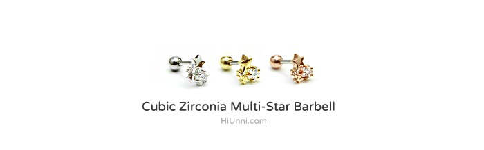 ear_studs_piercing_Cartilage_earrings_16g_316l_Surgical_Stainless_Steel_korean_asian_style_jewelry_barbell_cubic_zirconia_cz_star_5