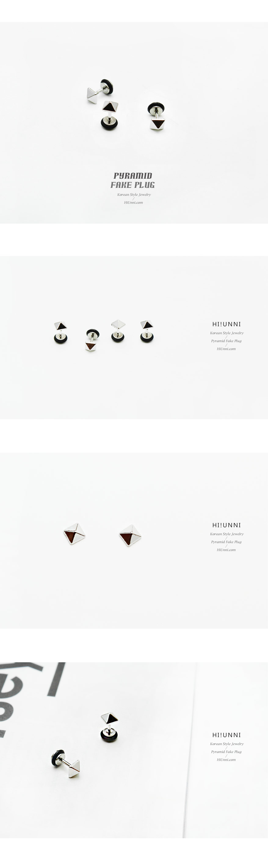 ear_studs_piercing_Cartilage_earrings_16g_316l_Surgical_Stainless_Steel_korean_asian_style_jewelry_fake_plug_Geometric_Square_4