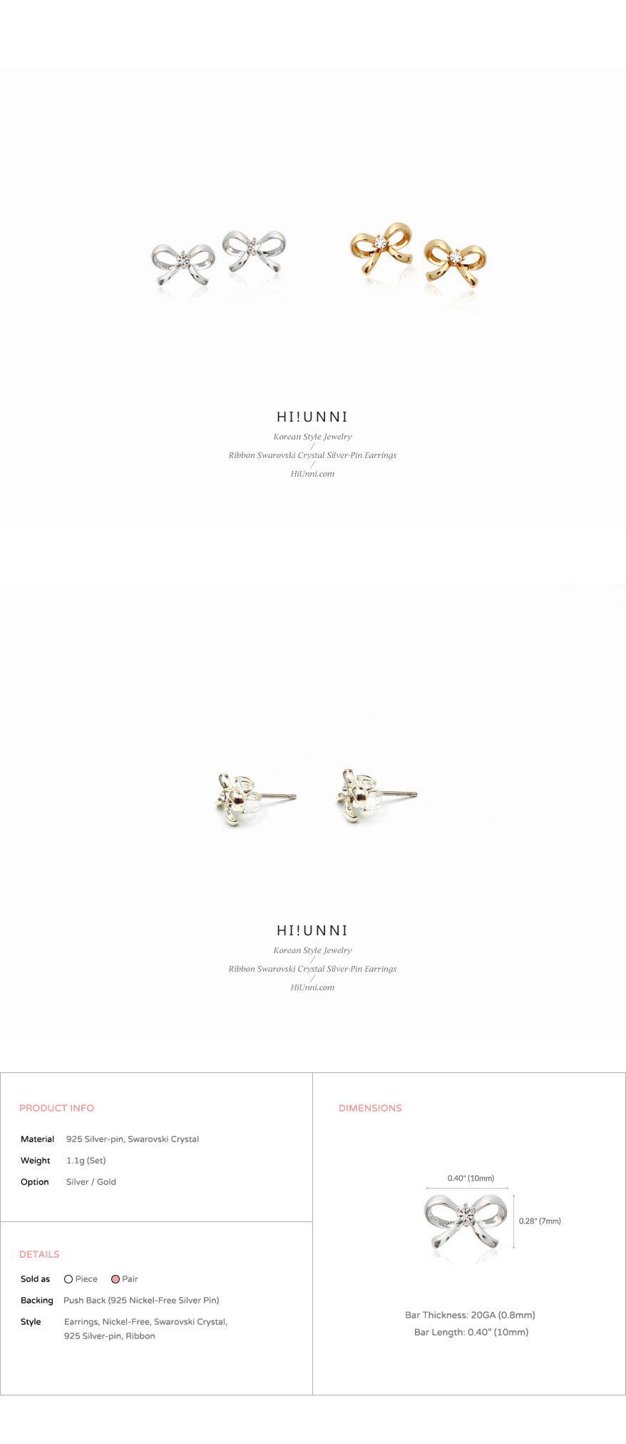 accessories_ear_stud_earrings_korean_asian_style_jewelry_Nickel-Free_titanium_swarovski_crystal_ribbon_925_silver_3