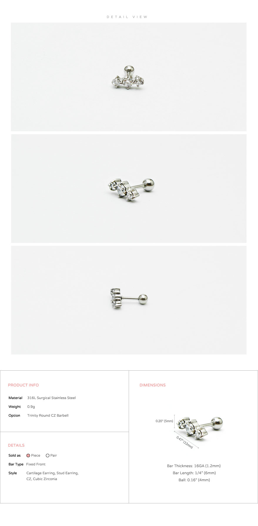 ear_studs_piercing_Cartilage_16g_316l_Stainless_Steel_earring_korean_asian_style_barbell_gem_cubic_zirconia_cz_triple_4