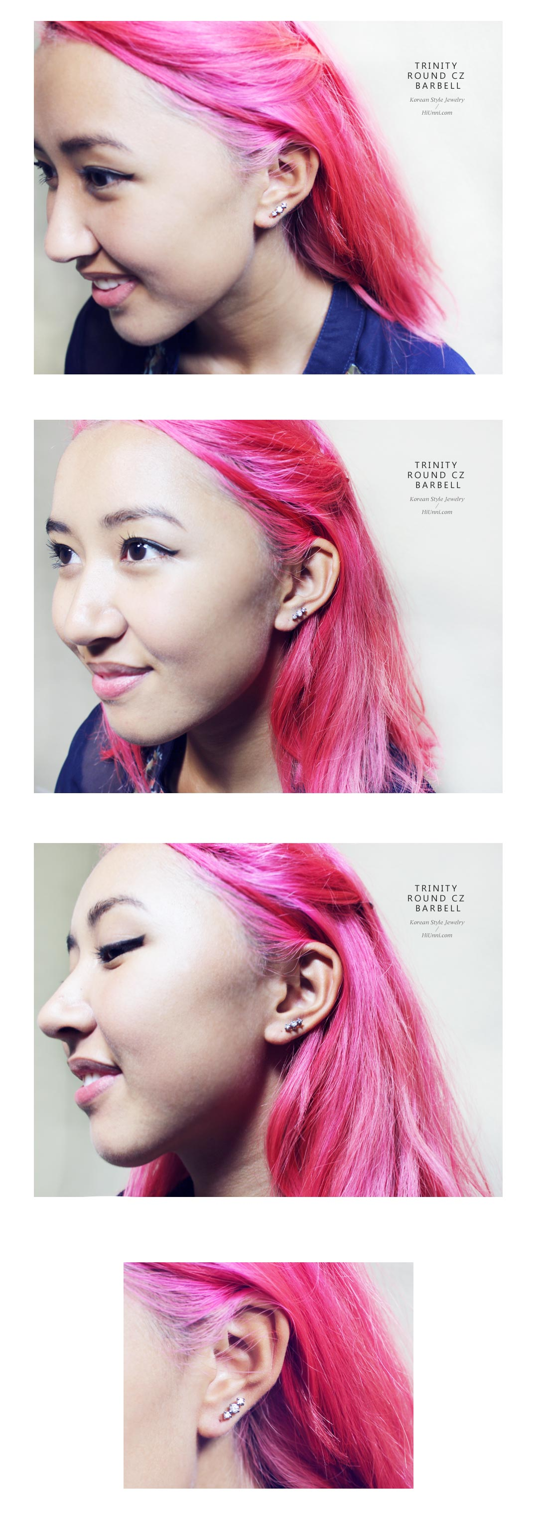 ear_studs_piercing_Cartilage_16g_316l_Stainless_Steel_earring_korean_asian_style_barbell_gem_cubic_zirconia_cz_triple_5