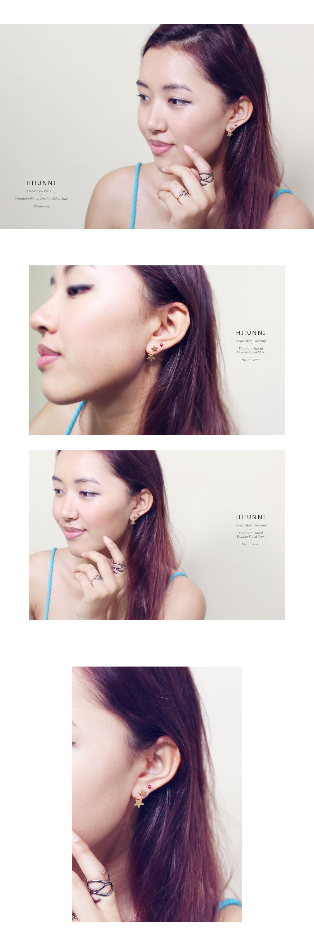 ear_studs_piercing_Cartilage_16g_316l_Stainless_Steel_earring_korean_asian_style_barbell_star_double_sided_4