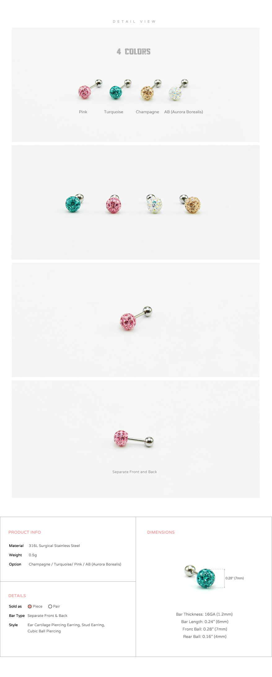 ear_studs_piercing_cartilage_earrings_16g_316l_surgical_stainless_steel_korean_asian_style_jewelry_ferido_gem_cubicball_tragus_3