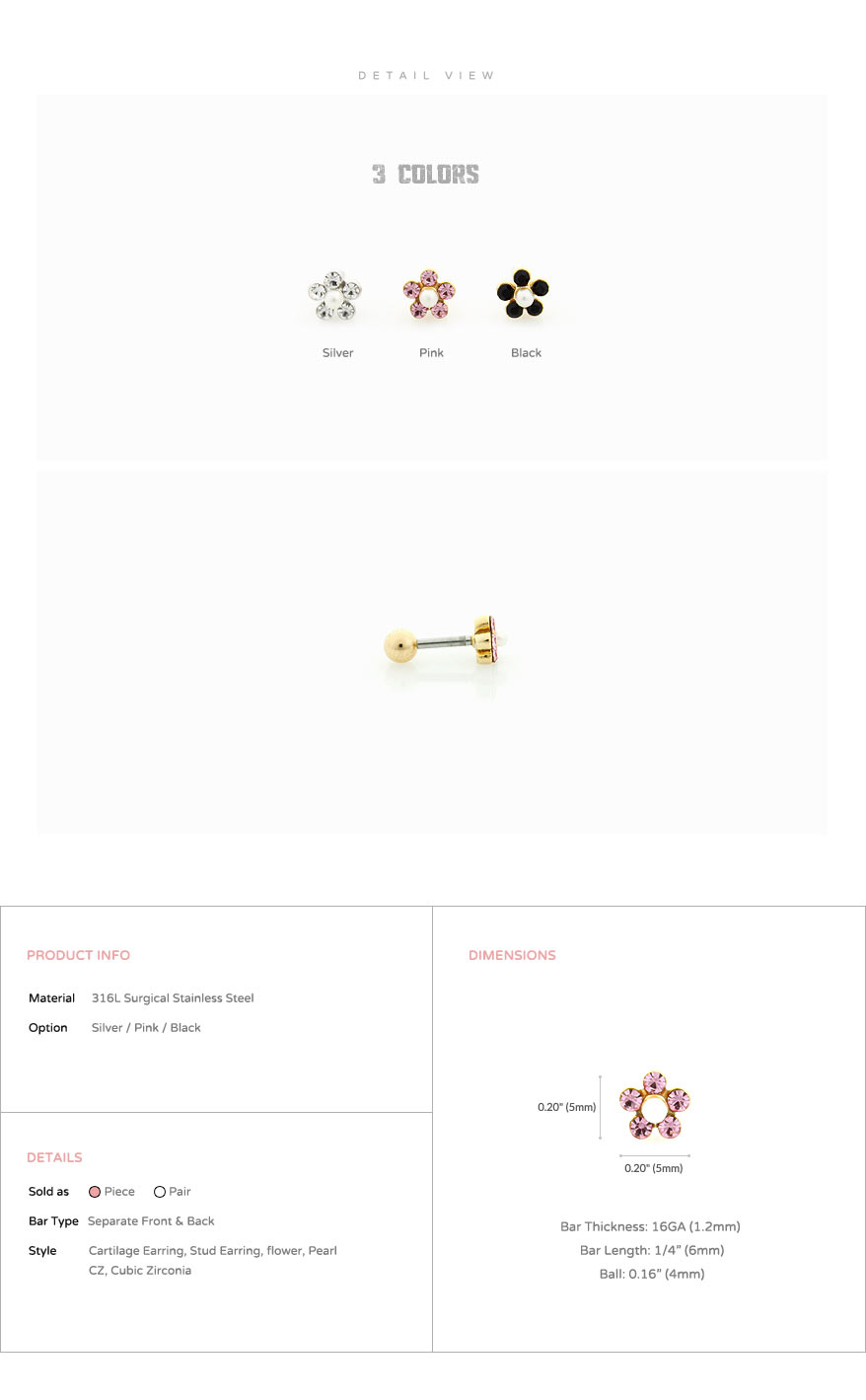 ear_studs_piercing_cartilage_earrings_16g_316l_surgical_korean_asian_style_jewelry_barbell_helix_conch_labret_tragus_flower_pearl_5