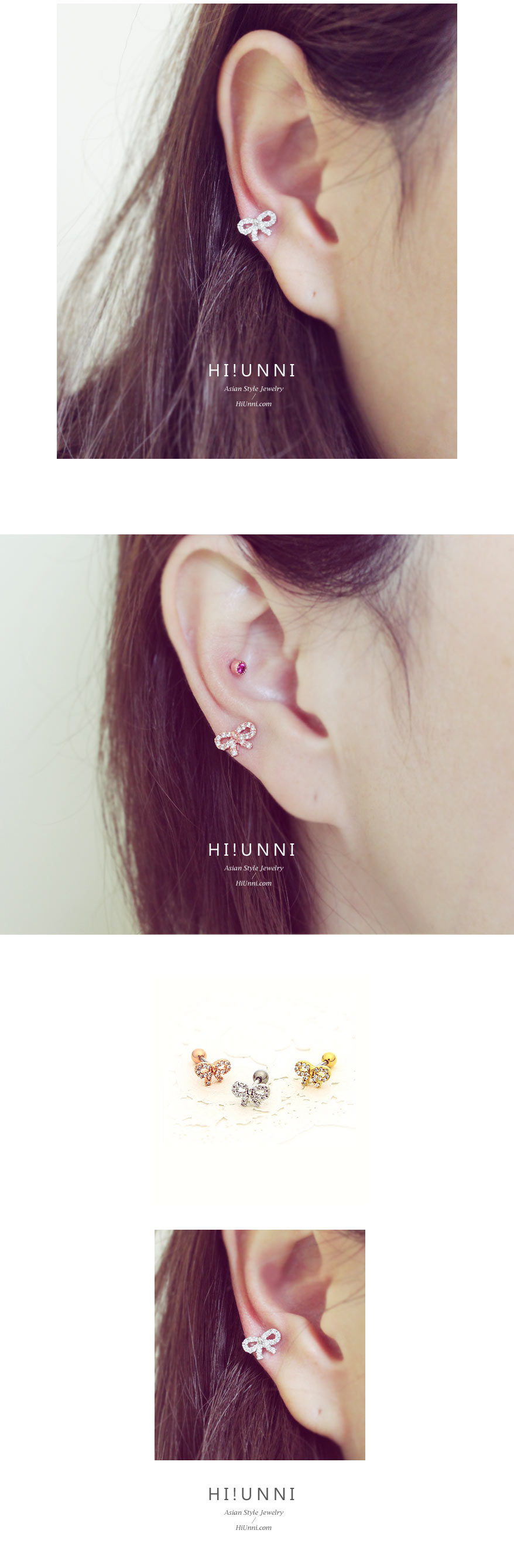 ear_studs_piercing_cartilage_earrings_16g_316l_surgical_korean_asian_style_jewelry_barbell_rose_gold_helix_conch_labret_tragus_bow_tie_ribbon_4
