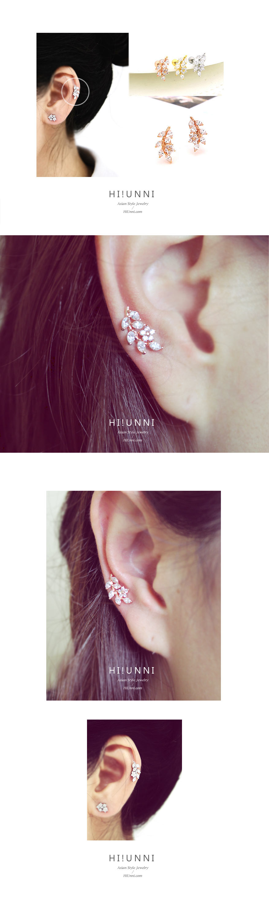 ear_studs_piercing_cartilage_earrings_16g_316l_surgical_stainless_steel_korean_asian_style_jewelry_barbell_rose_gold_helix_conch_labret_leaf_04