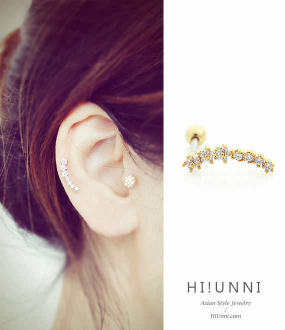 ear_studs_piercing_cartilage_earrings_16g_316l_surgical_stainless_steel_korean_asian_style_jewelry_barbell_rose_gold_helix_star_3