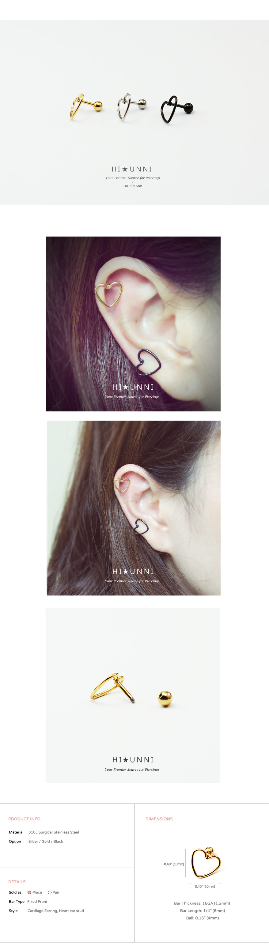 ear_studs_piercing_Cartilage_earrings_16g_316l_Surgical_Stainless_Steel_korean_asian_style_jewelry_barbell_heart_4